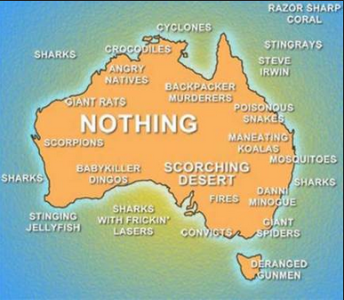 Australia for Thrill Seekers