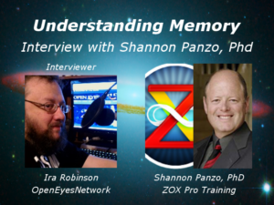 Shannon Panzo Interview - Memory, Hippocampus, Forgetting