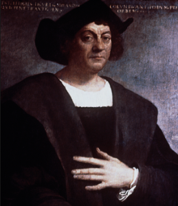 Columbus Slave Trader