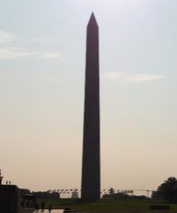 Obelisk memorial day